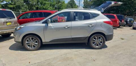 2014 Hyundai Tucson for sale at On The Road Again Auto Sales in Doraville GA