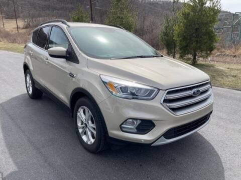 2017 Ford Escape for sale at Hawkins Chevrolet in Danville PA