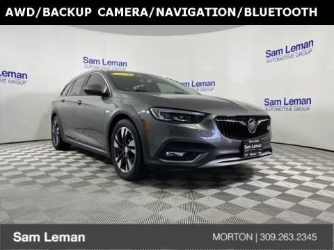 2018 Buick Regal TourX for sale at Sam Leman CDJRF Morton in Morton IL