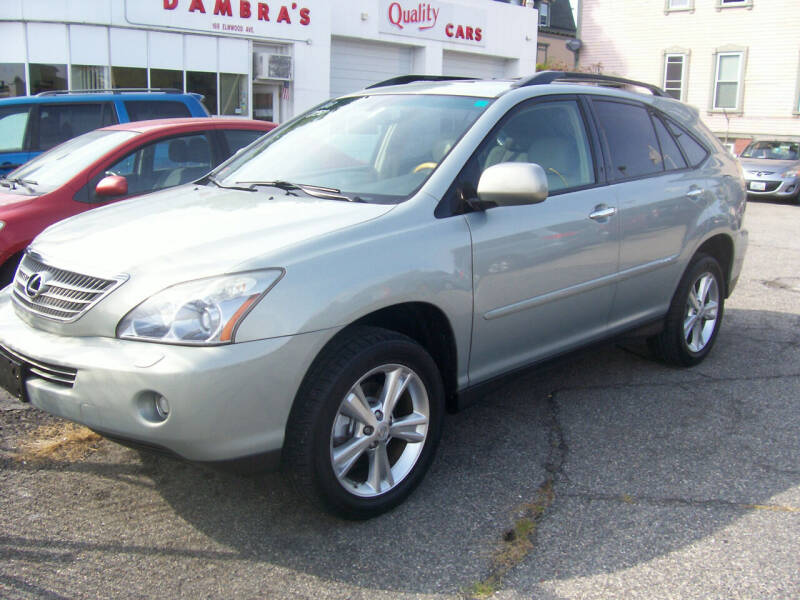 2008 Lexus RX 400h for sale at Dambra Auto Sales in Providence RI