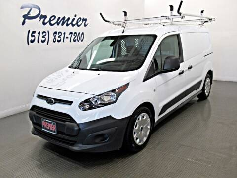 2017 Ford Transit Connect Cargo for sale at Premier Automotive Group in Milford OH