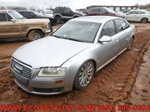 2006 Audi A8 L for sale at East Coast Auto Source Inc. in Bedford VA