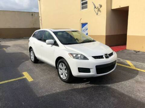 2009 Mazda CX-7 for sale at Alma Car Sales in Miami FL