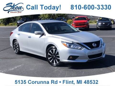 2018 Nissan Altima for sale at Jamie Sells Cars 810 in Flint MI
