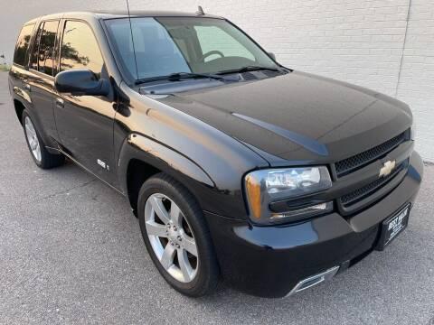 2008 Chevrolet TrailBlazer for sale at Best Value Auto Sales in Hutchinson KS