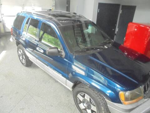 2000 Jeep Grand Cherokee for sale at Settle Auto Sales TAYLOR ST. in Fort Wayne IN