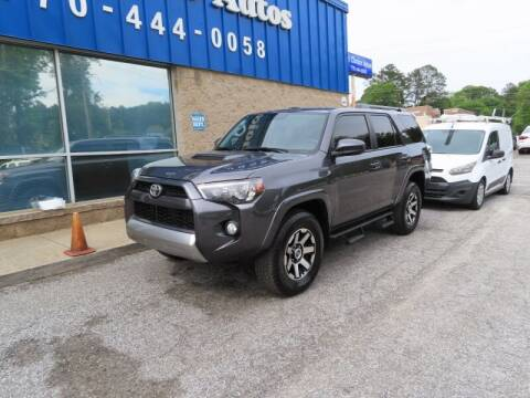2019 Toyota 4Runner for sale at Southern Auto Solutions - 1st Choice Autos in Marietta GA