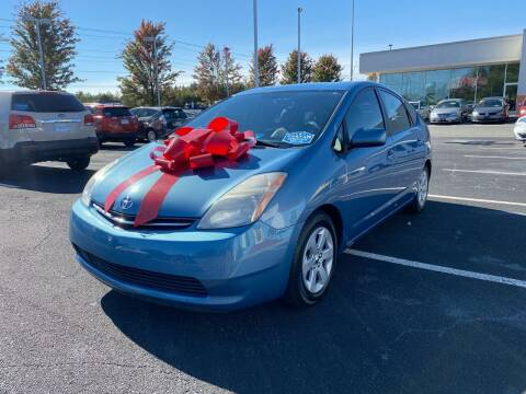 2007 Toyota Prius for sale at Charlotte Auto Group, Inc in Monroe NC