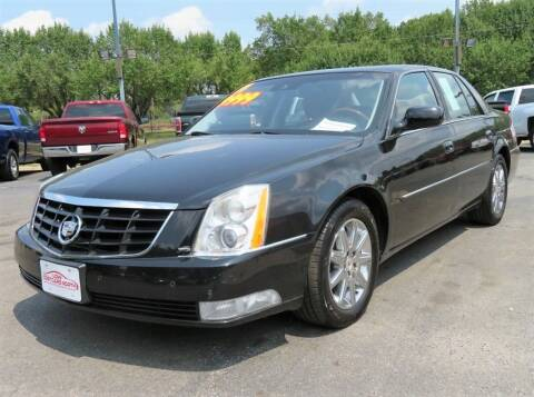 2011 Cadillac DTS for sale at Low Cost Cars North in Whitehall OH