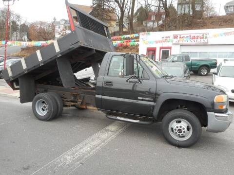 2004 GMC Sierra 3500 for sale at Ricciardi Auto Sales in Waterbury CT