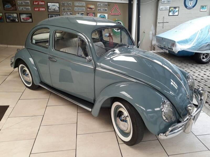 1960 Volkswagen Beetle for sale at ADVANCE AUTOMALL in Doral FL