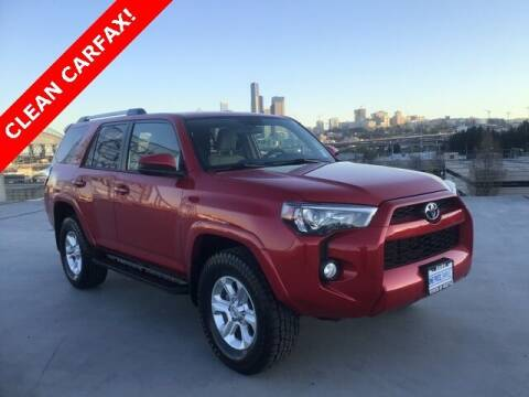 2019 Toyota 4Runner for sale at Toyota of Seattle in Seattle WA