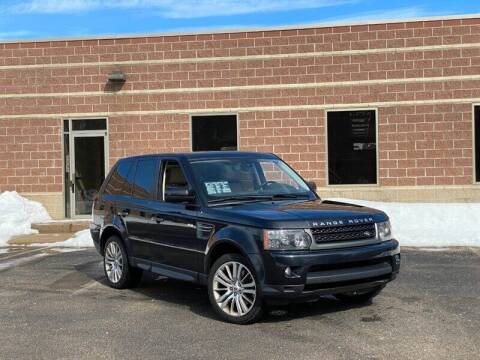 2011 Land Rover Range Rover Sport for sale at A To Z Autosports LLC in Madison WI