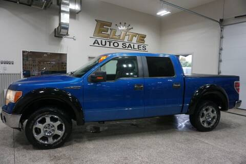 2012 Ford F-150 for sale at Elite Auto Sales in Ammon ID