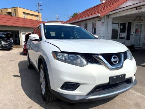 2014 Nissan Rogue for sale at ELITE MOTOR CARS OF MIAMI in Miami FL