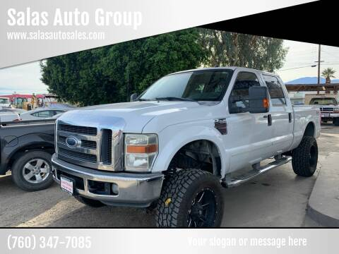 2008 Ford F-250 Super Duty for sale at Salas Auto Group in Indio CA