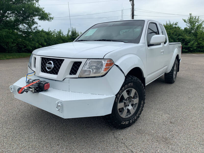 2012 Nissan Frontier for sale at Craven Cars in Louisville KY