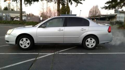 2005 Chevrolet Malibu for sale at Car Guys in Kent WA