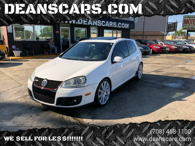 2007 Volkswagen GTI for sale at DEANSCARS.COM in Bridgeview IL