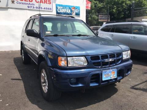 2002 Isuzu Rodeo