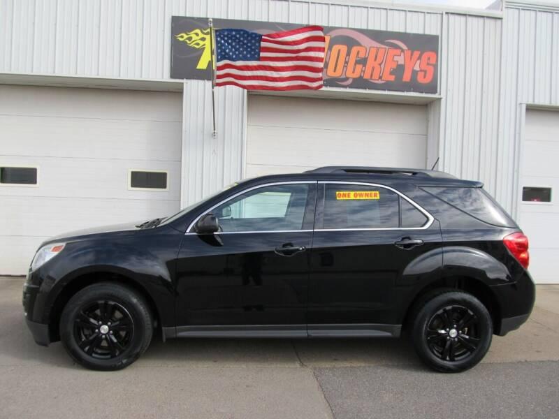 2014 Chevrolet Equinox for sale at AUTO JOCKEYS LLC in Merrill WI