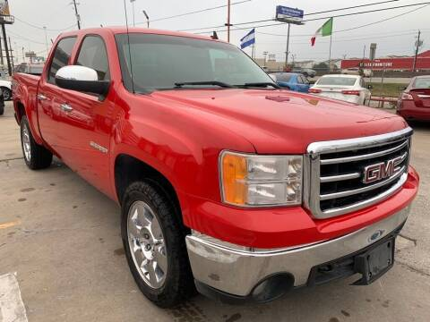 2011 GMC Sierra 1500 for sale at JAVY AUTO SALES in Houston TX