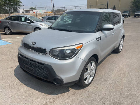 2016 Kia Soul for sale at Legend Auto Sales in El Paso TX