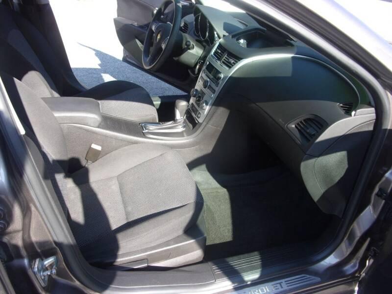 2012 Chevrolet Malibu LT 4dr Sedan w/1LT - Lanham MD