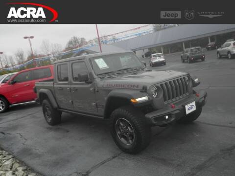 2020 Jeep Gladiator for sale at BuyRight Auto in Greensburg IN