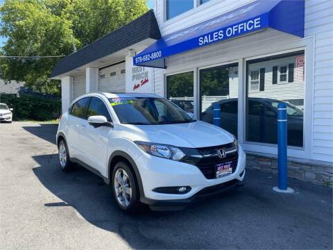 2017 Honda HR-V for sale at Best Price Auto Sales in Methuen MA