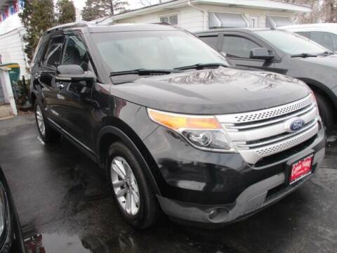 2011 Ford Explorer for sale at GENOA MOTORS INC in Genoa IL