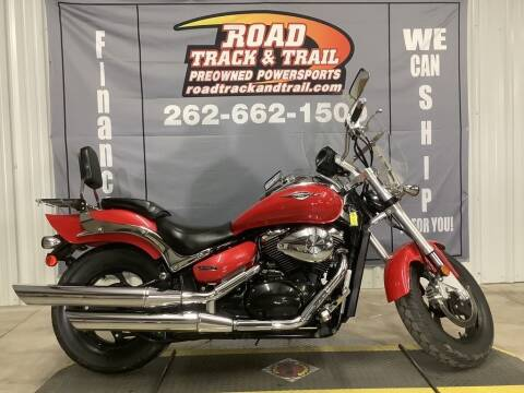 2005 Suzuki Boulevard M50 for sale at Road Track and Trail in Big Bend WI