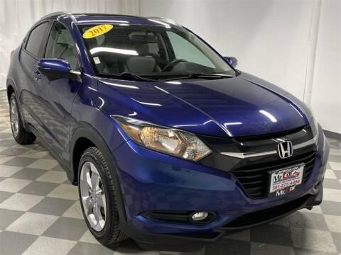 2017 Honda HR-V for sale at Mr. Car LLC in Brentwood MD