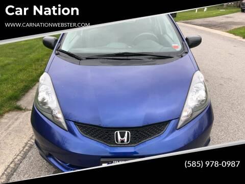 2010 Honda Fit for sale at Car Nation in Webster NY
