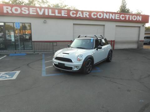 2011 MINI Cooper for sale at ROSEVILLE CAR CONNECTION in Roseville CA