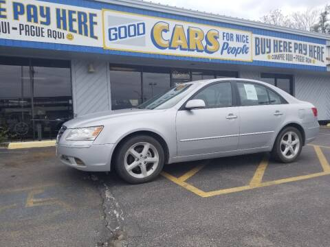 2010 Hyundai Sonata for sale at Good Cars 4 Nice People in Omaha NE
