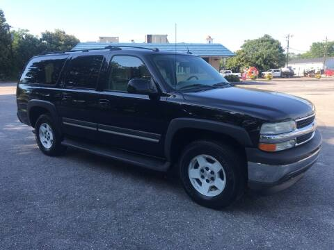 2005 Chevrolet Suburban for sale at Cherry Motors in Greenville SC