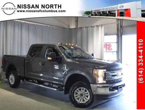 2019 Ford F-250 Super Duty for sale at Auto Center of Columbus in Columbus OH