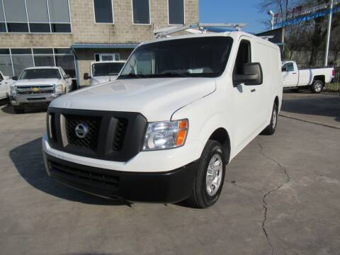 2017 Nissan NV Cargo for sale at Lone Star Auto Center in Spring TX