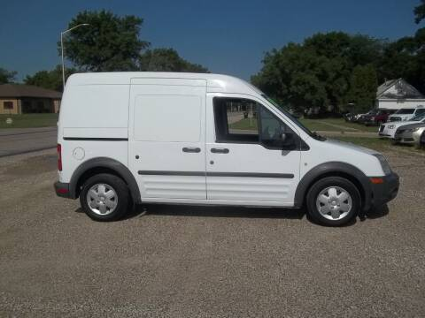 2013 Ford Transit Connect for sale at BRETT SPAULDING SALES in Onawa IA