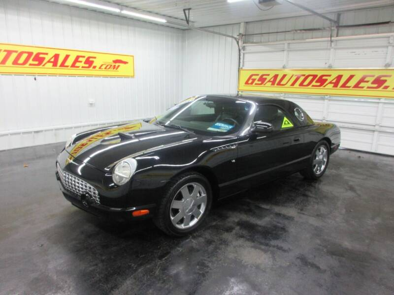 2002 Ford Thunderbird Deluxe 2dr Convertible - Ardmore TN