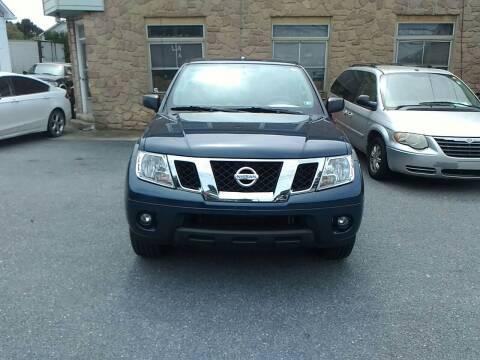2017 Nissan Frontier for sale at Paul's Auto Inc in Bethlehem PA