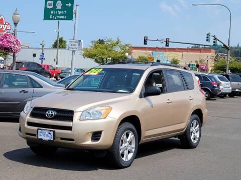 2012 Toyota RAV4 for sale at Aberdeen Auto Sales in Aberdeen WA
