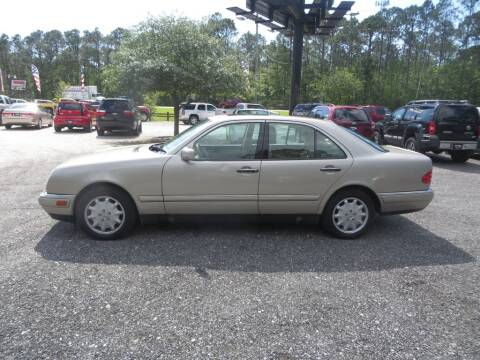 1999 Mercedes-Benz E-Class for sale at Ward's Motorsports in Pensacola FL