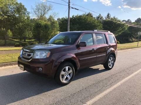 2009 Honda Pilot for sale at Judex Motors in Loganville GA