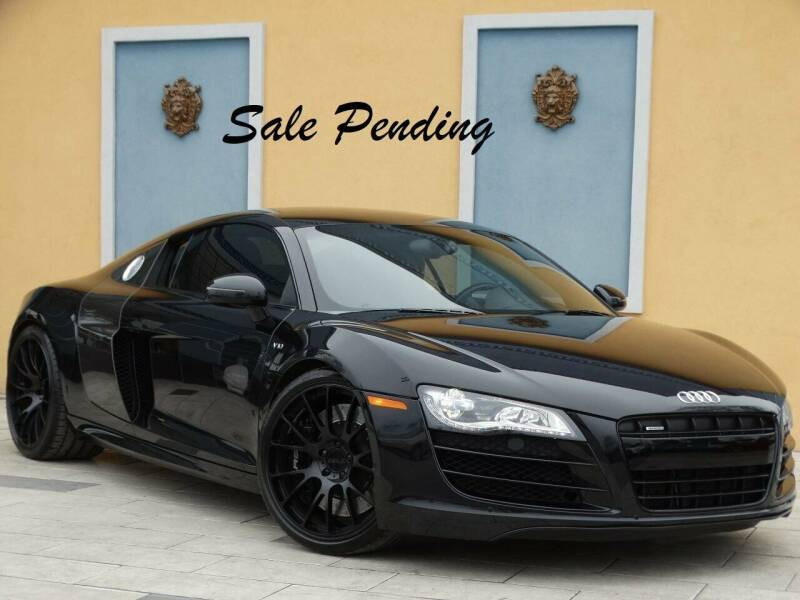2010 Audi R8 for sale at Paradise Motor Sports LLC in Lexington KY