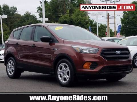 2018 Ford Escape for sale at ANYONERIDES.COM in Kingsville MD