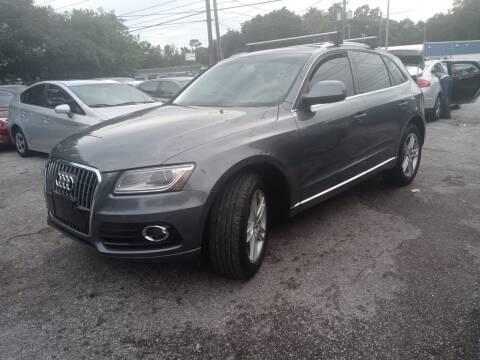 2013 Audi Q5 for sale at Royal Auto Mart in Tampa FL