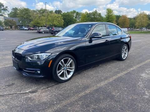 2016 BMW 3 Series for sale at Lofgren Motors in Wayzata MN