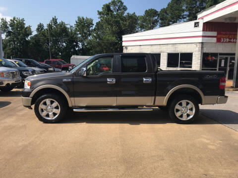 2007 Ford F-150 for sale at Northwood Auto Sales in Northport AL